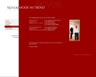 Website Novum