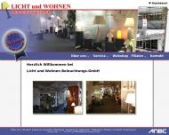 Bild Licht u. Wohnen Beleuchtungs-GmbH