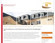 Bild Kath. Fachschule für Sozialpädagogik
