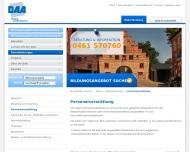 Website DAA Deutsche Angestellten-Akademie