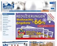 Bild Webseite Dänisches Bettenlager Wedel