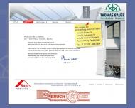 Bild Webseite Thomas Bauer Heilbronn