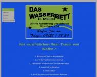 Bild WASSERBETT, DAS , Müller C.