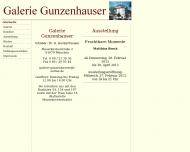 Bild Webseite Gunzenhauser München