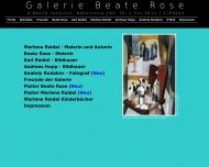 Bild Galerie Rose