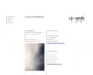 Bild Webseite Campana Luis Galerie Köln