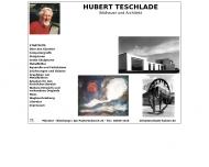 Bild Teschlade Hubert Bildhauer Architekt