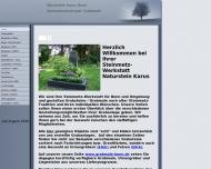 Bild Marlies Karus Steinmetzbetrieb