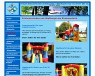 Website Ferienpark Birnbaumteich