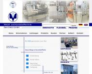 Metall und kunststofftechnik barchfeld