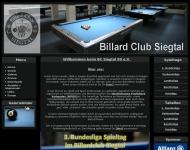 Bild Billard Club Siegtal E.V.