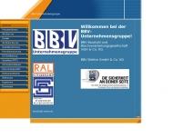 Bild BBV Baustahl- und Blechverarbeitung Verwaltungsgesellschaft mbH