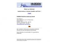 Bild Webseite  Märkisch Luch