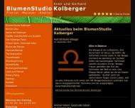 Bild Blumenstudio Kolberger OHG