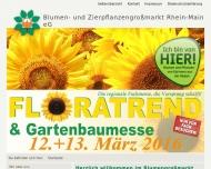 Bild Blumen- und Zierpflanzengroßmarkt Rhein-Main eG