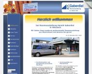 Raumausstattung Harald Gaberdiel Wiesloch - Gardinen, Sonnenschutz, Markisen, Bodenbel?ge, Teppichbo...