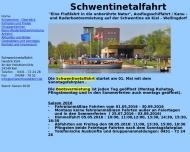 Bild Schwentinetalfahrt Ausflugsfahrten