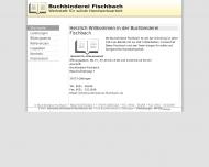 Bild Fischbach Buchbinderei