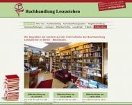 Buchhandlung in 14129 Berlin Nikolassee, direkt am S-Bahnhof