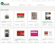 Website Wasmuth