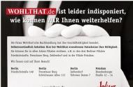 Website Wohlthat Berlin