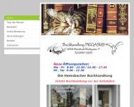 Bild Pegasus Buchhandlung