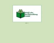 Bild Wolf'sche Buchhandlung GmbH