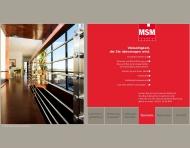 Bild MSM GmbH