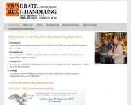 Bild Quadrate-Buchhandlung Joachim Krause