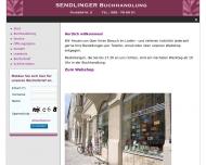 Sendlinger Buchhandlung - Start