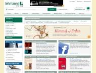 Website Lehmanns Media