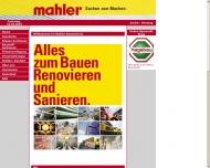 Bild Bauwaren Mahler GmbH & Co. KG Baumarkt