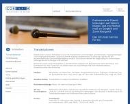 Website Contexta Schreibbüro