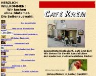 Bild Gaststätte Café - Cafe Krem