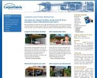 Bild Deutsche Carportfabr. GmbH & Co.KG