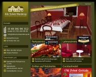Bild Webseite Michelsen Kai Partyservice Wanderup