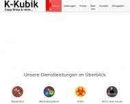 Bild K-Kubik Computersysteme Kilian Krause
