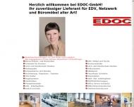 Bild EDOC GmbH EDV-Technologie