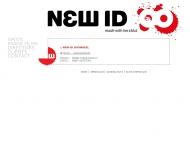 Bild Webseite New ID filmproduktion Düsseldorf