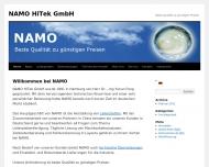 Bild NAMO HItek electricial engineering, software development, trading GmbH