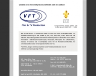 Bild Webseite VFT Video Film Team Film & TV Production Wiesbaden