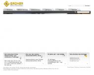 Bild Webseite Grüner CAD-CAE Systeme für die Haustechnik München