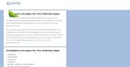 Bild Webseite Müku-Daten-Service München