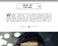 CAT Casting München Casting für TV-, Kino- und Internetspots, Image-Filme und Fotokampagnen seit 199...