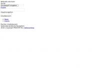 Bild Webseite ProSTEP Produktdatentechnologie München