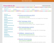Bild Webseite Film- und Trick-Service Herbert Rüth München