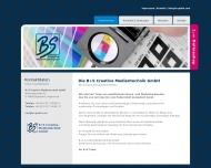 Website B & S Beratung