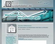 Bild Webseite Systemdatec Niederrieden