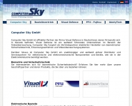 Computer Sky GmbH - Biometric - Technology