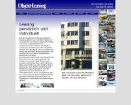 Bild Webseite NCS Gesellschaft für Netzwerk- und Computersysteme München